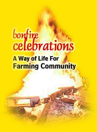 "Bonfire Celebrations "" A Way of Life for Farming Community"""