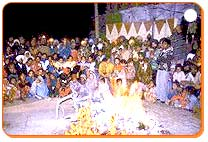 How to Celebrate Lohri